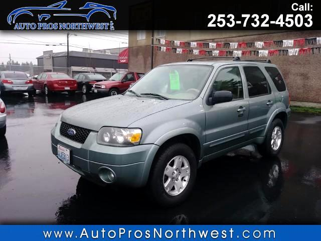 2006 Ford Escape Limited 4WD
