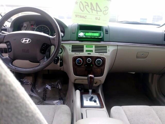 2007 Hyundai Sonata SE XM