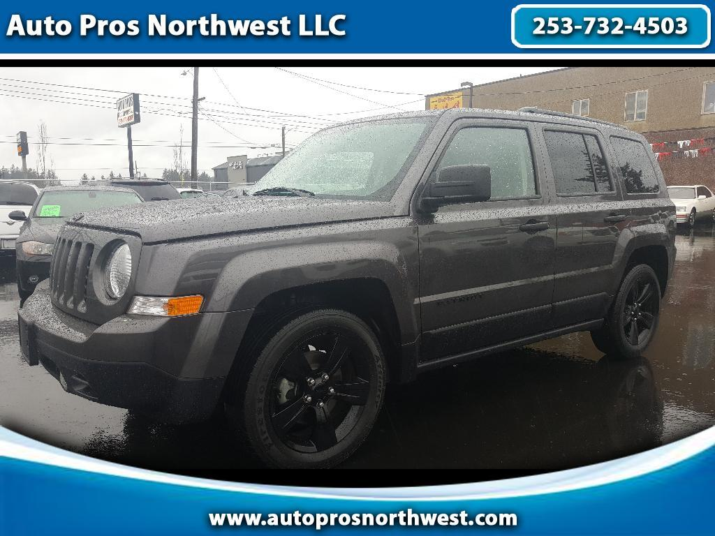 2014 Jeep Patriot APTITUDE