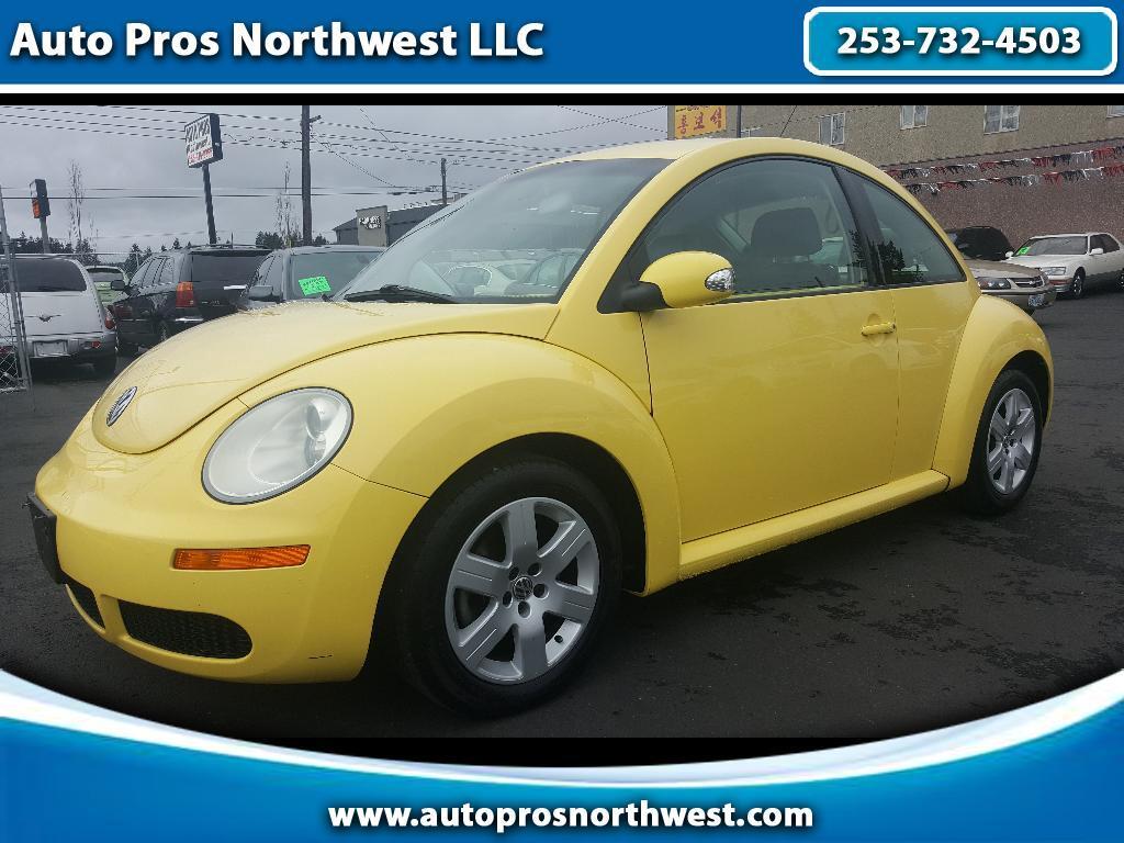 2007 Volkswagen New Beetle 2.5L