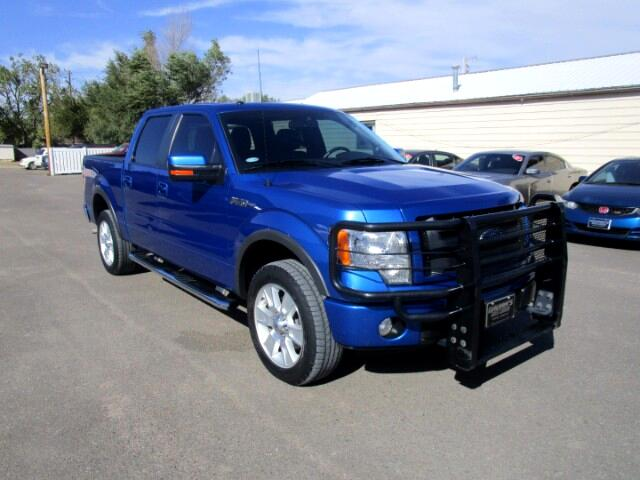 2010 Ford F-150 FX4 SuperCrew 5.5-ft. Bed 4WD