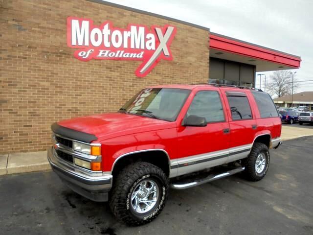 1995 Chevrolet Tahoe 4-Door 4WD