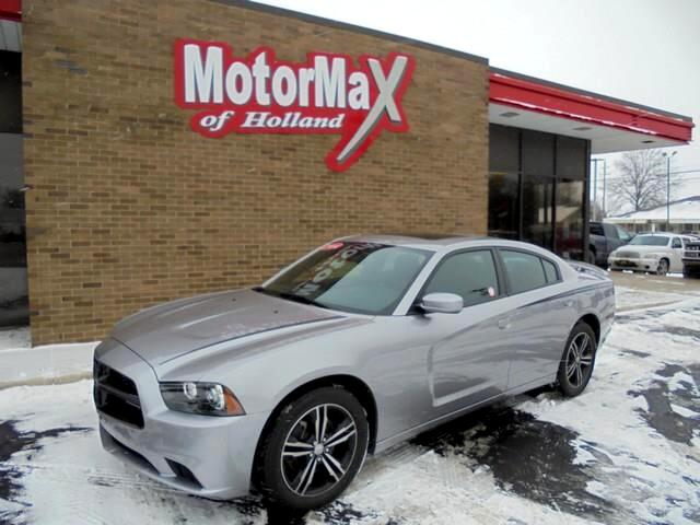 2014 Dodge Charger SXT AWD