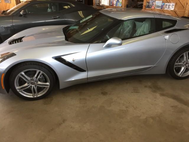 2017 Chevrolet Corvette 1LT Coupe Automatic