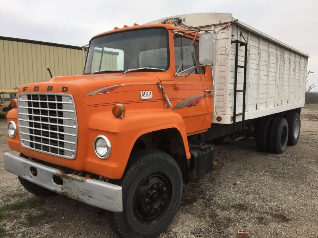 1974 Ford LN9000
