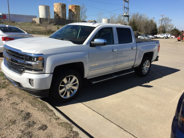 2017 Chevrolet Silverado 1500 High Country Crew Cab Short Box 4WD