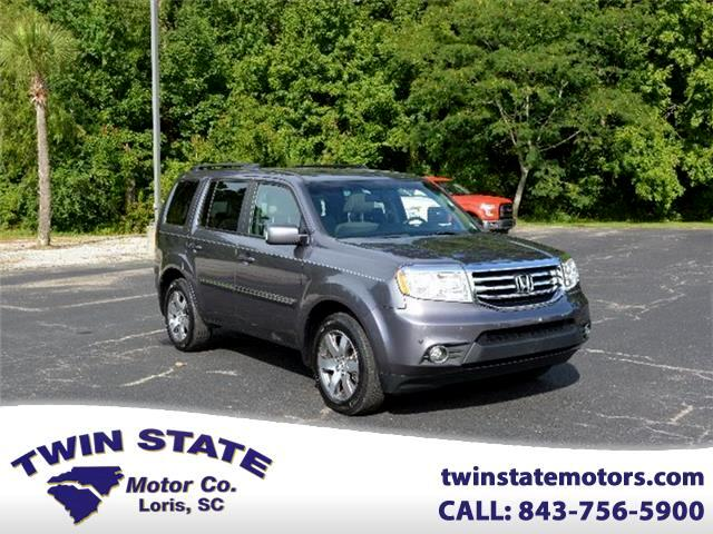 2015 Honda Pilot Touring 2WD 5-Spd AT with DVD
