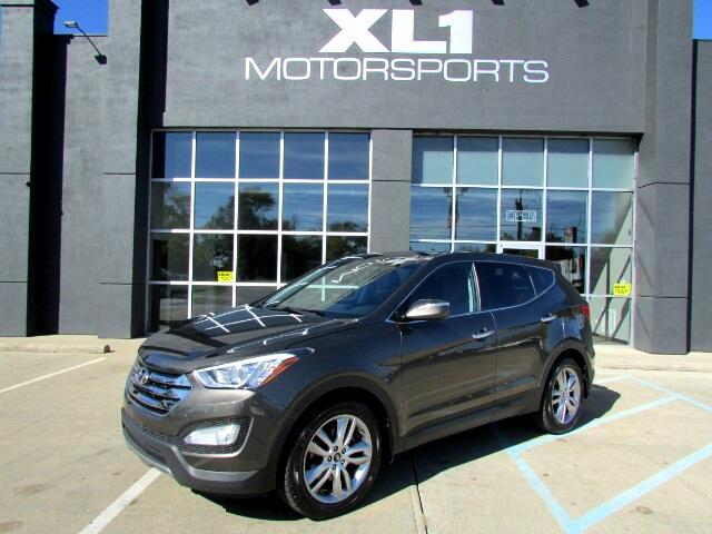 2013 Hyundai Santa Fe Sport 2.0 AWD