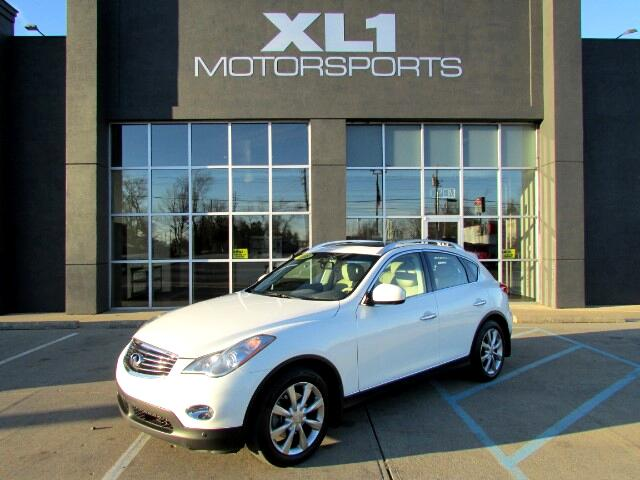2008 Infiniti EX EX35 AWD Journey