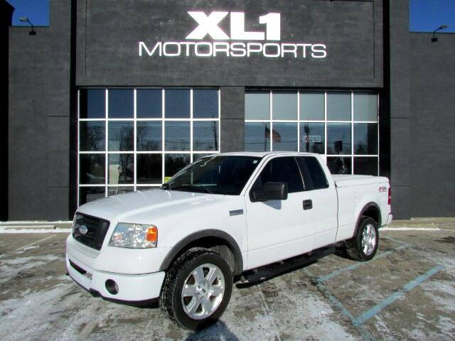 """2006 Ford F-150 4WD SuperCab 133"""" FX4"""