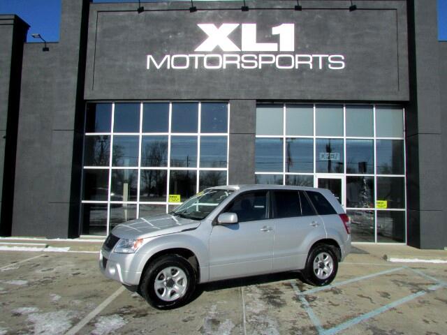 2012 Suzuki Grand Vitara Premium 4WD