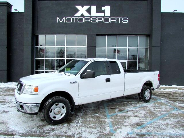 2007 Ford F-150 XLT SuperCab Long Bed 4WD