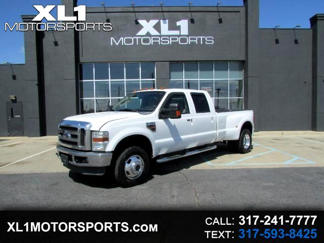 2010 Ford F-350 SD Lariat Crew Cab Long Bed DRW 4WD