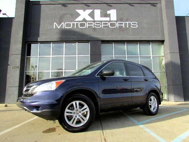 2011 Honda CR-V EX 4WD
