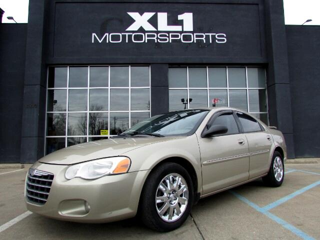 2006 Chrysler Sebring Limited Sedan