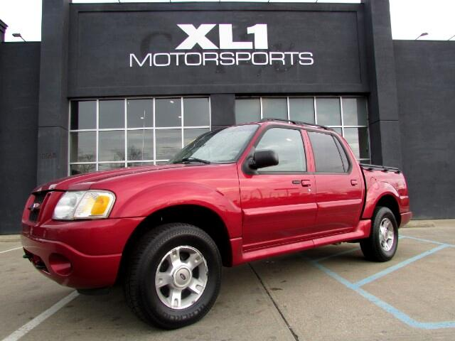 2004 Ford Explorer Sport Trac 4WD