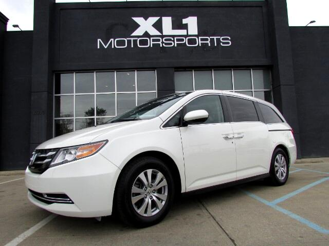 2016 Honda Odyssey 5dr EX-L w/RES