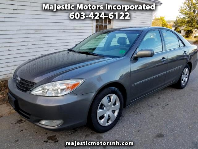 2004 Toyota Camry 2014.5 4dr Sdn I4 Auto XLE (Natl)