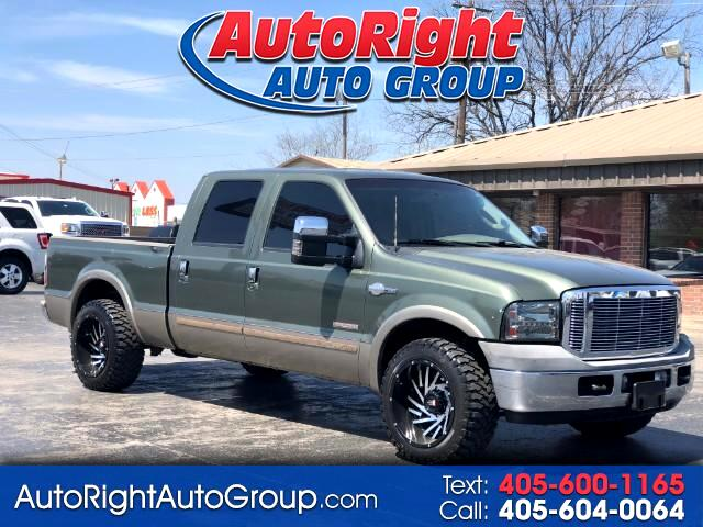2003 Ford F-250 SD XL Crew Cab 2WD