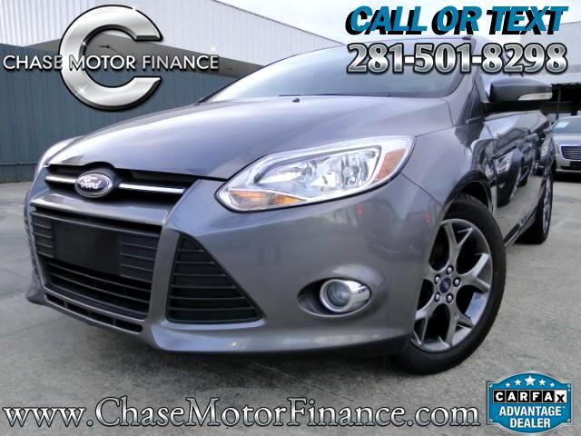 2014 Ford Focus SE SEDAN MANUAL