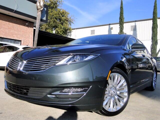 2016 Lincoln MKZ Technology