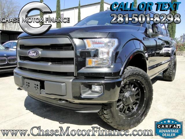 2015 Ford F-150 Lariat SuperCrew