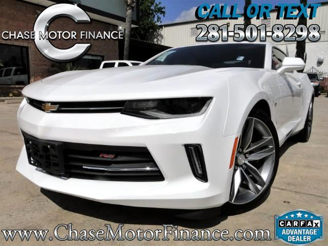 2016 Chevrolet Camaro 2LT Coupe
