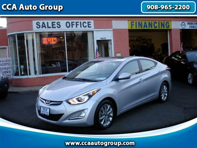 2015 Hyundai Elantra SE WITH SUNROOF PACKAGE