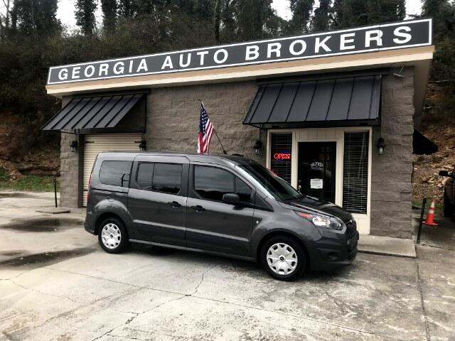 2016 Ford Transit Connect Wagon XL w/Rear Liftgate LWB