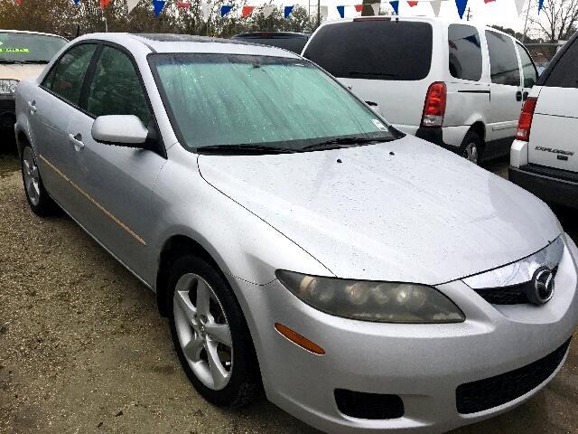 2006 Mazda MAZDA6 s Sports Sedan