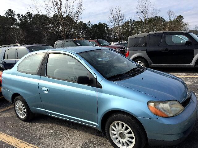 2001 Toyota ECHO 2-Door