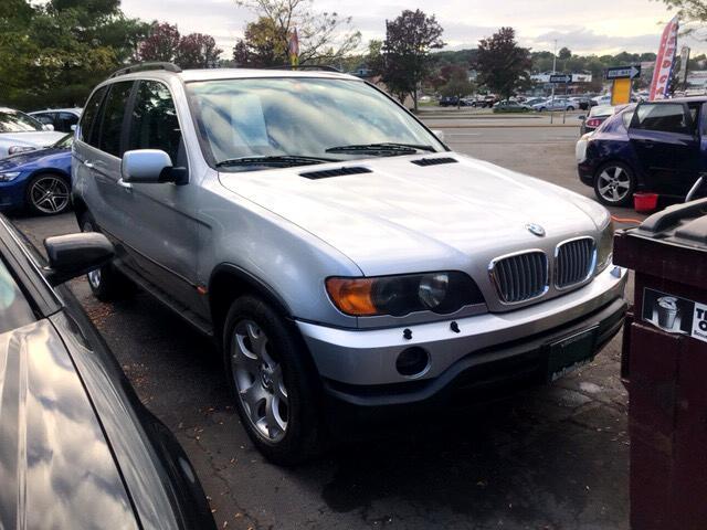 2002 BMW X5 4.4i