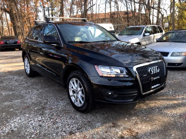 2012 Audi Q5 2.0T Premium quattro
