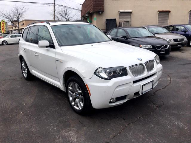 2008 BMW X3 X3 4dr AWD 3.0i