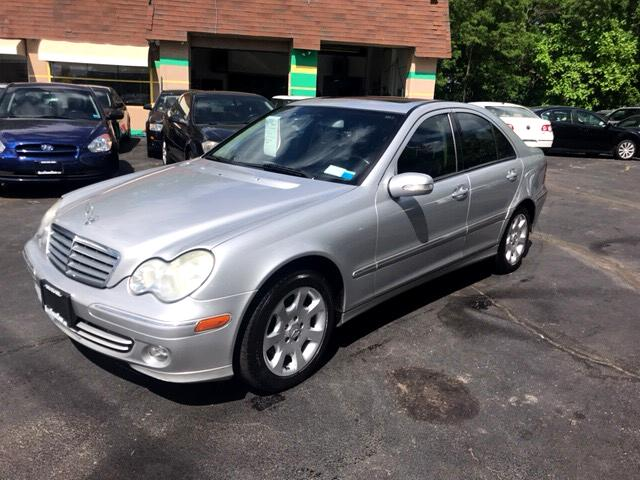2005 Mercedes-Benz C-Class 4dr Sdn 3.0L Luxury 4MATIC
