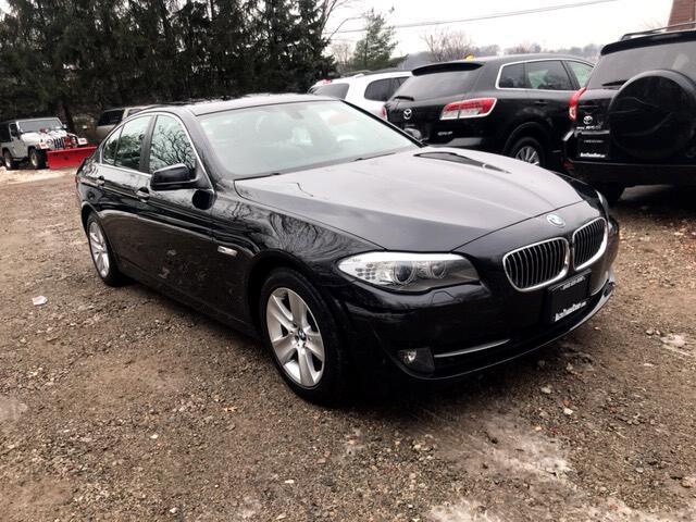 2013 BMW 5-Series 528xi