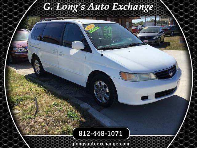 2004 Honda Odyssey EX w/ Leather and Navigation