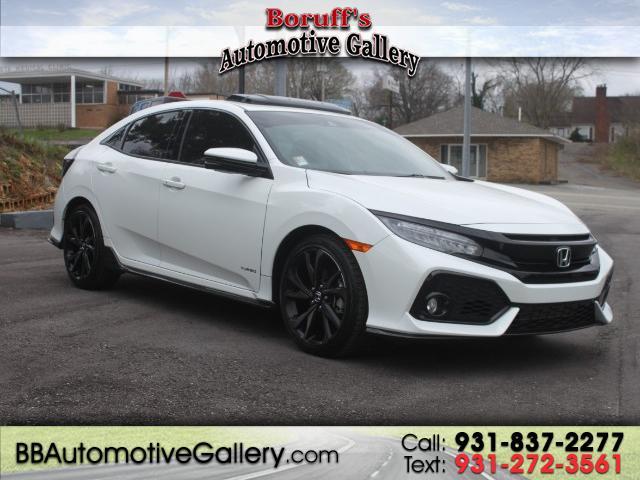 2017 Honda Civic Sport Touring CVT