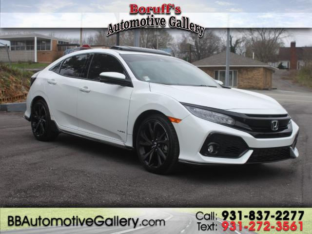 2017 Honda Civic Sport Touring CVT