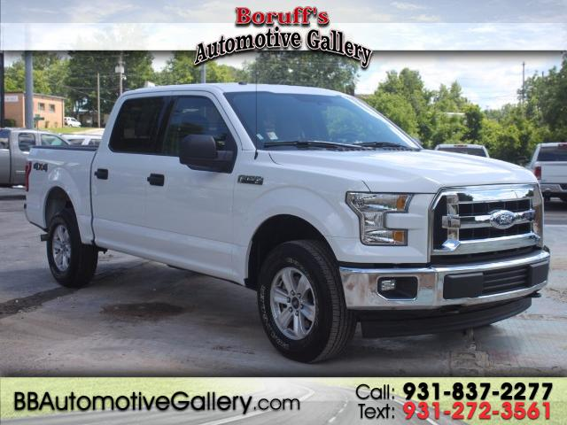 "2017 Ford F-150 4WD SuperCrew 139"" XLT"