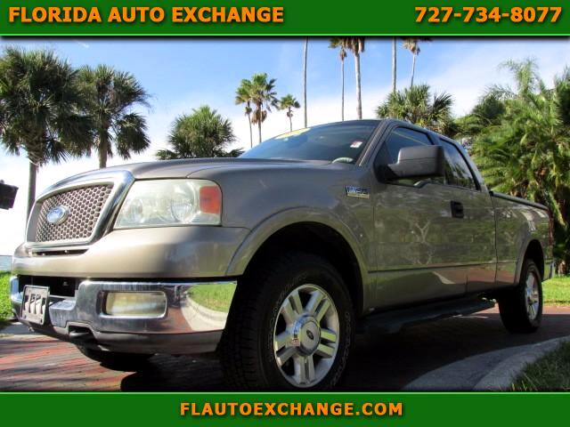 """2004 Ford F-150 SUPERCAB 133"""" LARIAT 4WD"""