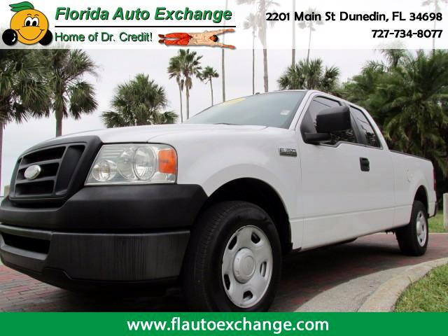 "2006 Ford F-150 SUPERCAB 145"" XL"