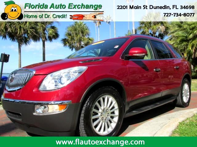 2012 Buick Enclave FWD 4DR LEATHER NAV