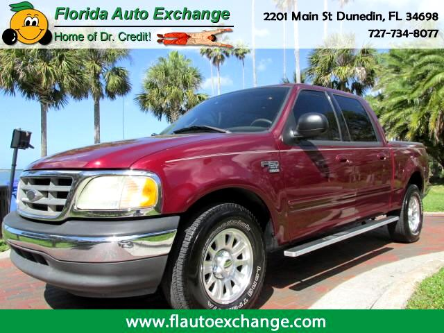 "2003 Ford F-150 SUPERCREW 139"" XLT"