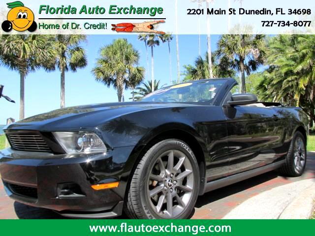 2011 Ford Mustang 2dr Conv V6 Premium