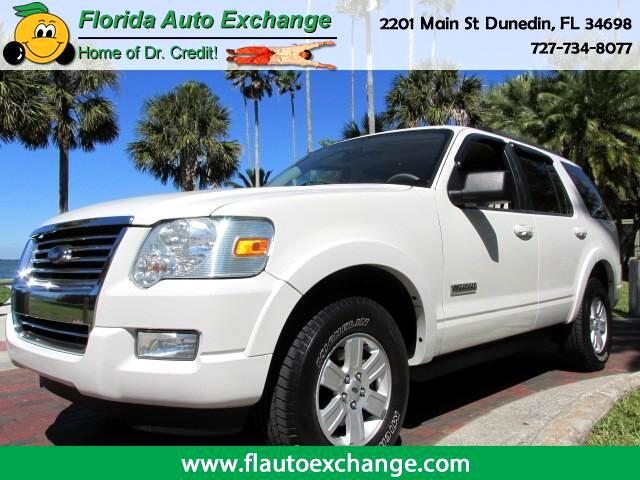 2008 Ford Explorer RWD 4DR XLT 3RD ROW ROOF