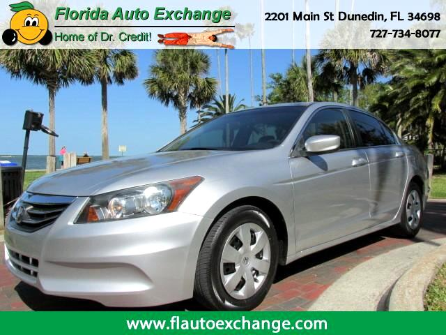 2012 Honda Accord 4DR I4 AUTO LX