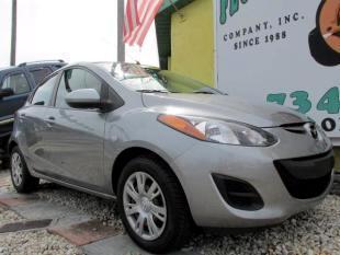 2013 Mazda MAZDA2 4DR HB AUTO SPORT