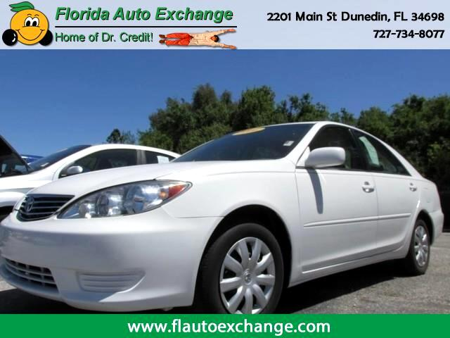2006 Toyota Camry 4DR SDN LE AUTO