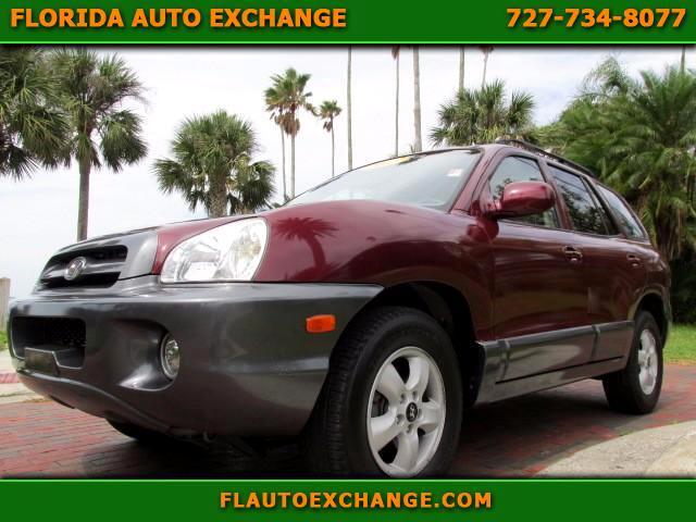 2005 Hyundai Santa Fe 4DR GLS FWD 2.7L AUTO